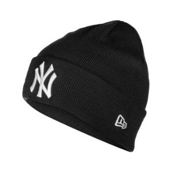 New Era League Essential Cuff Knit New York Yankees Heren